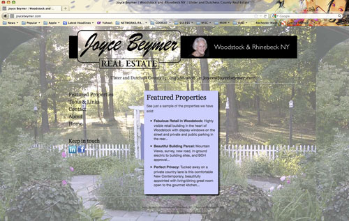 joyce beymer real estate